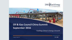 Glenn Corrie - Sino Gas