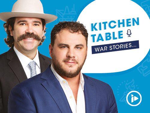 Kitchen Table War Stories:  Griffin Haby III & Paden Mckinney
