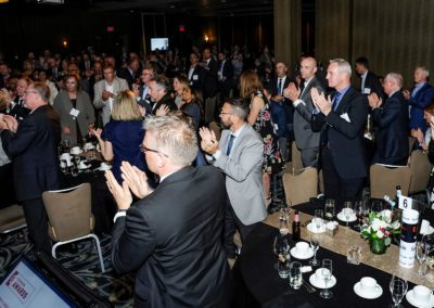 Guests at 2019 Oil & Gas Council Canada Dinner