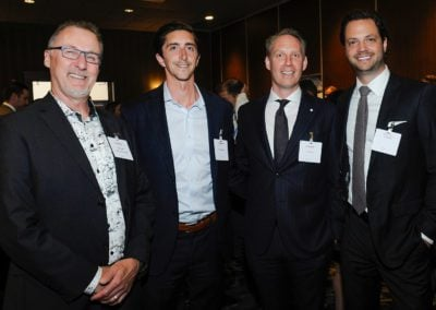 Guests at the 2019 Canada Awards Dinner