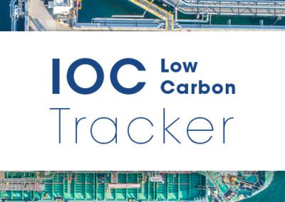 IOC Low-Carbon Tracker