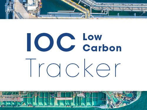 IOC Low-Carbon Tracker
