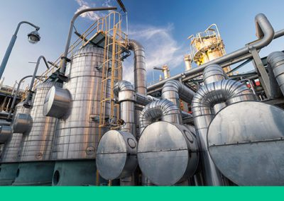 Natural Gas & Refining on Hydrogen