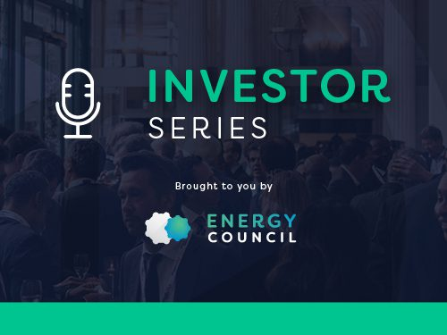 Energy Council Investor Series Podcast