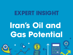Iran's Oil and Gas main