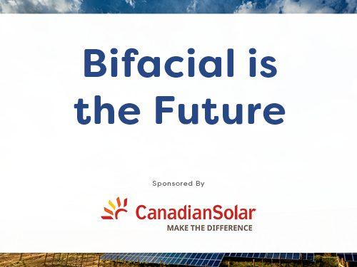 Bifacial is the Future