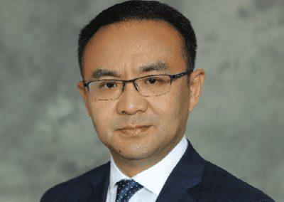 Jin Zhang, Senior Managing Director & Chief Operating Officer, U.S.-China Green Fund