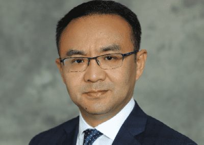 Jin Zhang, Senior Managing Director & Chief Operating Officer, U.S.-China Green Fund