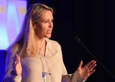 LNG Canada - Accepting Diversity Leadership Award Winner at Canada Assembly 2019