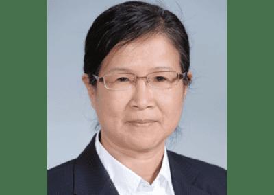 Li Zhaoxia, Petroleum Exploration & Production Research Institute, Sinopec