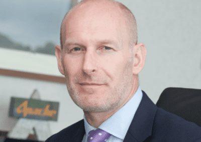 Mark Richardson, North Sea Projects Chief, Apache