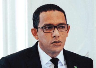 H. E. Mohamed Abdel Vetah