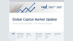 Monica Rovers, Head, Business Development, Global Energy, Toronto Stock Exchange