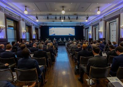 2019 New York Finance Assembly with Oil & Gas Council at NYSE