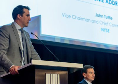 NYSE Opening keynote address at Oil & Gas Council New York Finance Assembly