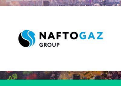 Naftogaz Presentation: Opportunities in Ukraine