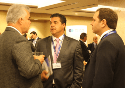 Networking Coffee at 2016 South America Assembly