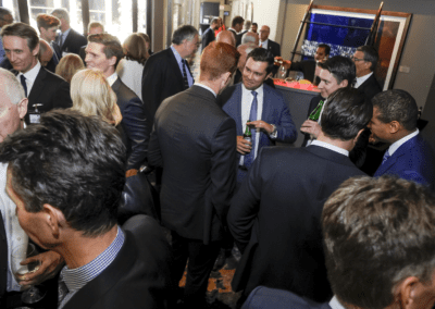 Networking at Canada Assembly 2017 (2)