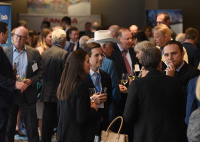 Networking at Canada Assembly 2019.2
