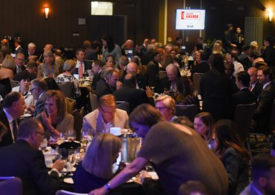 Networking at Canada Awards Dinner 2019