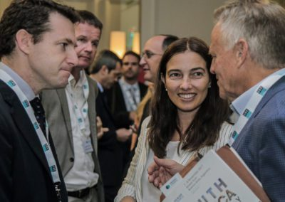Networking at the South America Assembly 2017