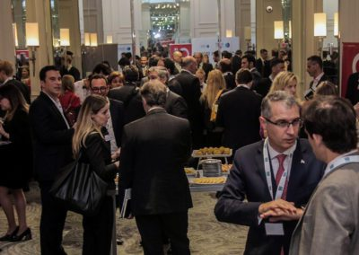 Networking at the South America Assembly 2017.1 (2)