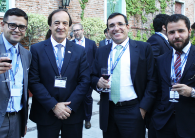 Networking drinks reception at 2016 South America Assembly (2)