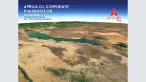 Nick Walker, Africa Oil