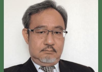 Nobuyuki Higashi, Vice President, Corporate Strategy and Planning, INPEX