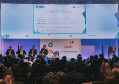 Africa Assembly -Industry Leaders Panel discussion