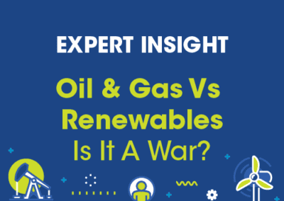 Oil & Gas VS Renewables