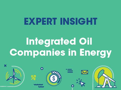 Integrated Oil Companies in Energy
