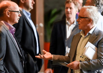 Networking at Canada Assembly 2017