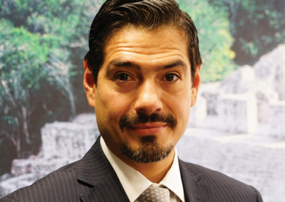 Oscar Roldán Flores, Head of the National Data Repository, CNH