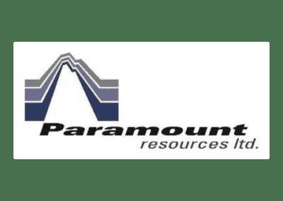 Paramount Resources LTD