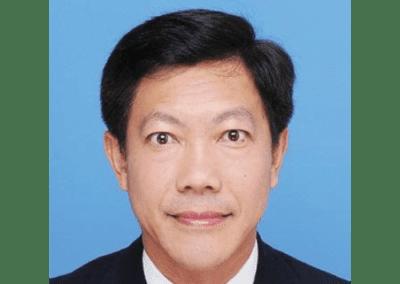 Peng Ciming, Chief Expert, Business Strategy and Planning, Sinopec International Petroleum Corporation (SIPC)