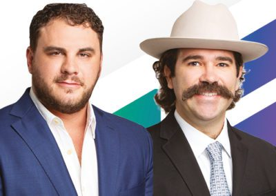 Podcast – Paden McKinney & Griffin Haby III, Co-Founders, Mountain Lion Oil & Gas