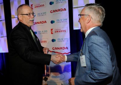 Rick Grafton accepts 2019 Lifetime Achievement Award