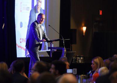 Rick Grafton at 2019 Canada Awards Dinner