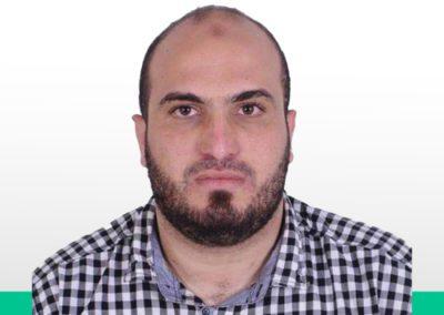 Salah El-Ekhfifi, Exploration Geologist, NOC Libya