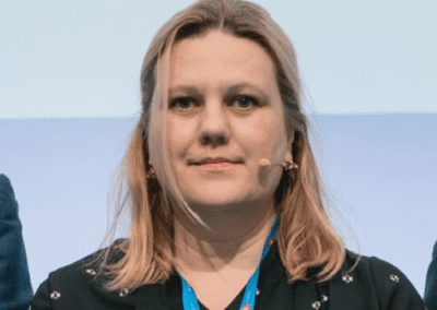 Sandra Antonovic, COO, Reflex Marine