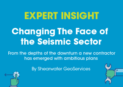 Shearwater GeoServices – Changing The Face of the Seismic Sector