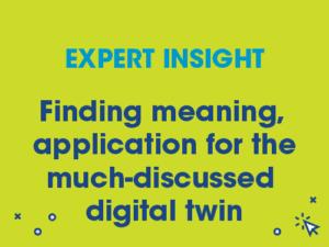 Siemens - digital twin