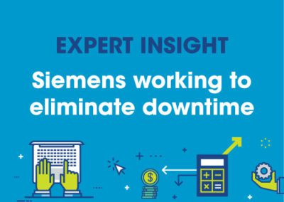 Siemens – Eliminate Downtime
