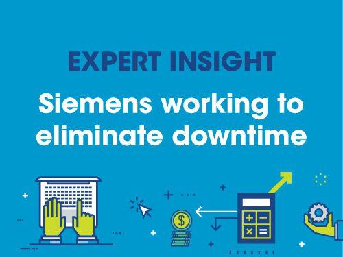 Siemens – Eliminate Downtime