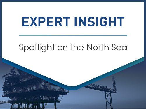 Spotlight on the North Sea