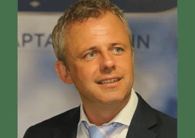 Stewart Easton, COO, ERC Equipoise Pte Ltd