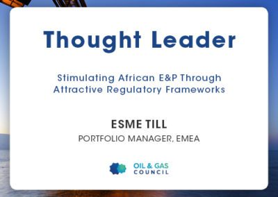 Stimulating African E&P Through Attractive Regulatory Frameworks