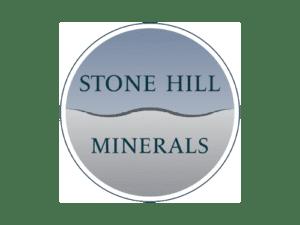 stone hill minerals logo