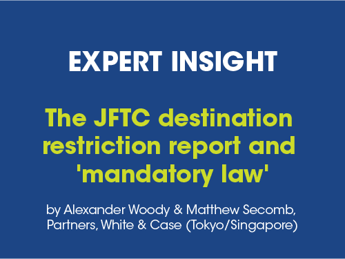 Expert Insight: White & Case